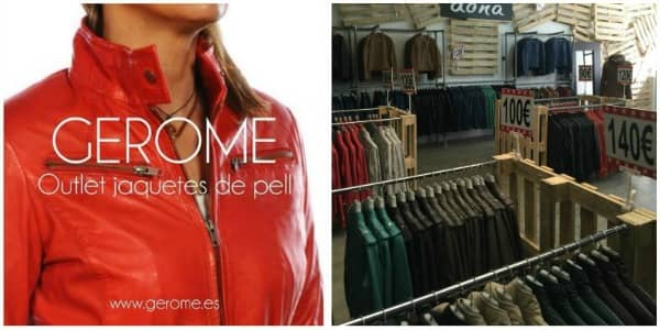 Outlet Gerome Tallas Grandes Sabadell
