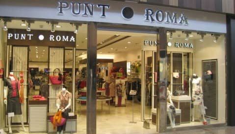 Punt Roma Outlet Gran Jonquera