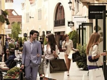 La Roca Village - boutiques tiendas outlet lujo
