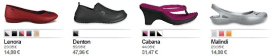 Outlet online Crocs - Tienda oficial