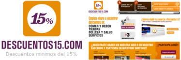Descuentos15 - Noticias Outlet en Barcelona