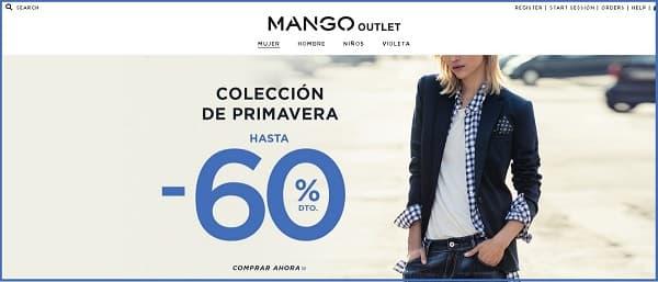 Mango Outlet Online