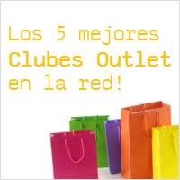 Los 5 mejores Clubes Outlet en la red!