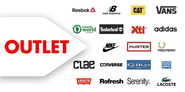 5 outlet zapatos online