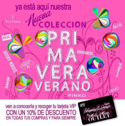 Outlet Multi-Marca (Sant Pere de Ribes) :  Lanza Tarjeta VIP!