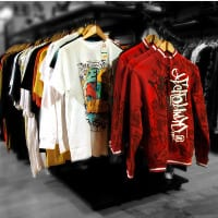 Listado tiendas outlet de ropa street wear y hip hop en Barcelona