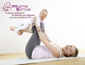 Sorteo de un Plan de Yoga para Mamá y Bebé