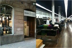 Mango Outlet calle Girona - Noticias Outlet en Barcelona 183