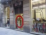 Outlet del Born : outlet Gonzalo Comella en Barcelona : Gucci, Prada, Armani, Dolce Gabbana, Paul Smith o Hugo Boss