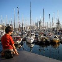 Port Vell para las Noticias Outlet en Barcelona NOB183