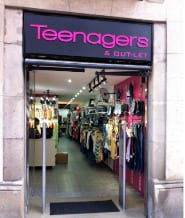 Teenagers Outlet - Barcelona