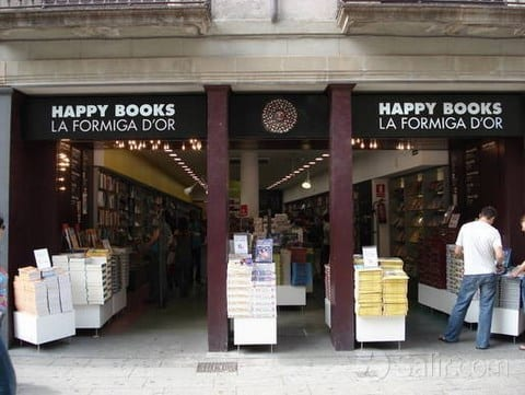Happy Books- Especial Librerias Outlet en Barcelona