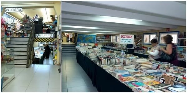 Llibreria Aura - Librerías outlet y de segunda mano en Barcelona