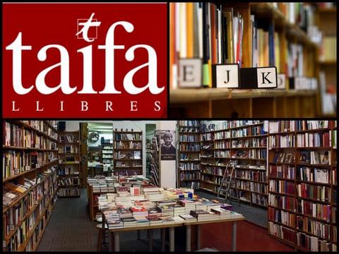 Llibreria Taifa - Especial Librerias Outlet en Barcelona