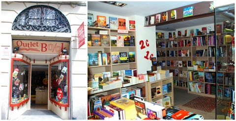 Outlet Book - Especial Librerías Outlet en Barcelona