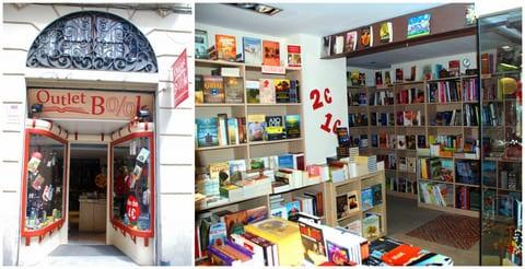 Outlet Book - Especial Librerías Outlet en Barcelona