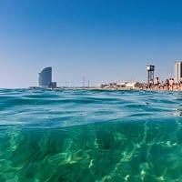 Desde el mar - Ocio low cost o gratis Agosto en Barcelona -200
