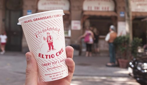El Tio Che Horchata - Ocio low cost o gratis Agosto en Barcelona