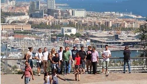 Mirador Alcalde Montjuic - Ocio low cost o gratis Agosto en Barcelona