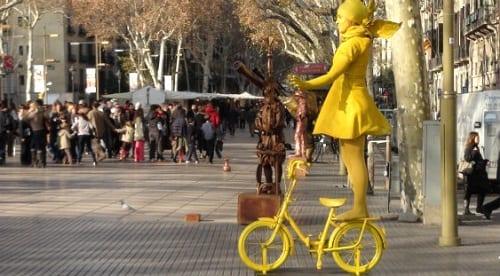 Pasear por Barcelona - Ocio low cost o gratis Agosto en Barcelona