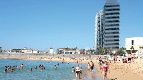 Playa Barcelona - Especial Ocio low cost o gratis Agosto en Barcelona