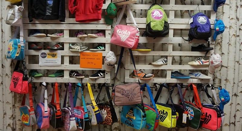 Bolsas, bolsos, zapatillas... - Stock Outlet One