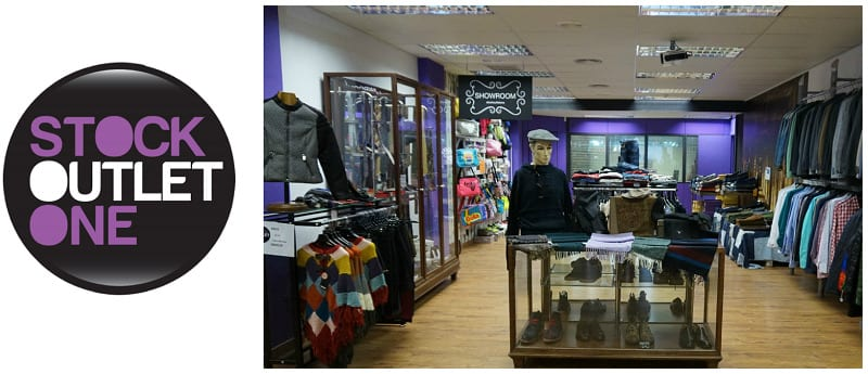 Interior tienda - Stock Outlet One Barcelona