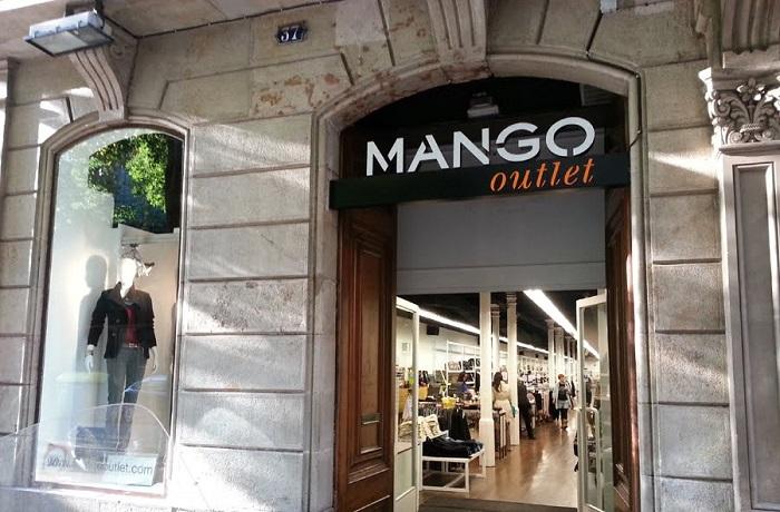 Mango Outlet c Girona 37 Barcelona
