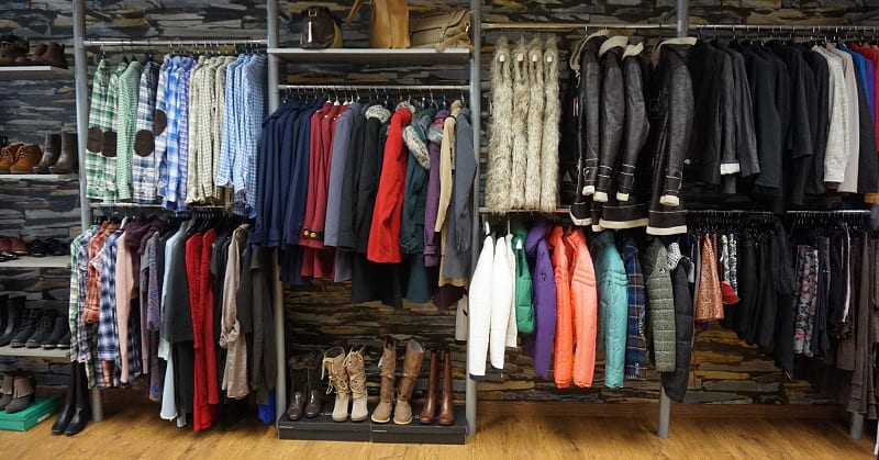 Ropa hombre mujer - Stock Outlet One