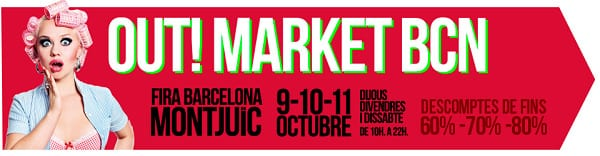 Out!Market BCN - feria outlet multimarca