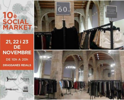 Hoss Intropia - Mercado Social Outlet Barcelona Noviembre 2014