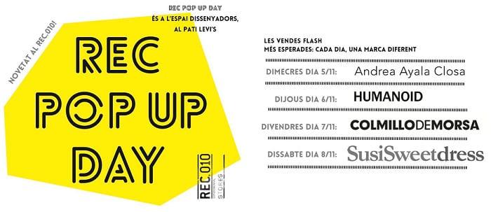 Rec Pop Up Day - REC010