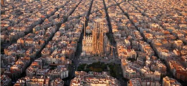 Sagrada Familia - Fotografia Amos Chapple