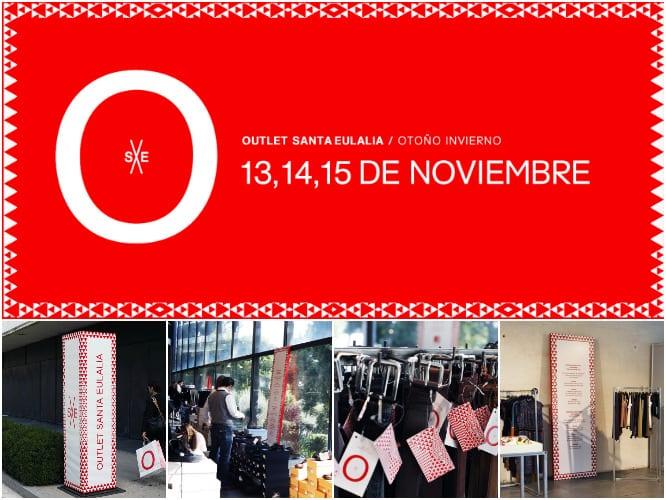 Santa Eulalia - Outlet marcas de lujo en Barcelona