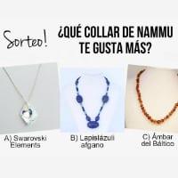 Sorteo en Facebook - Nammu Joyería Online