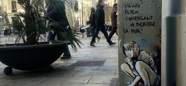 Street art Alice Pasquini - Noticias Outlet en Barcelona 215