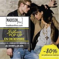 Madison Five - Venta outlet multimarca en Roda de Berà