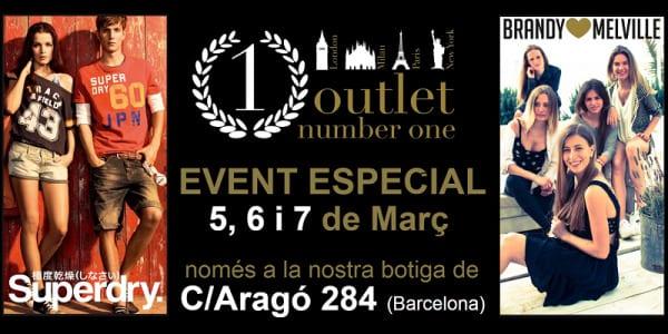 Brandy Melville Superdry Outlet Number One - Noticias Outlet en Barcelona 230