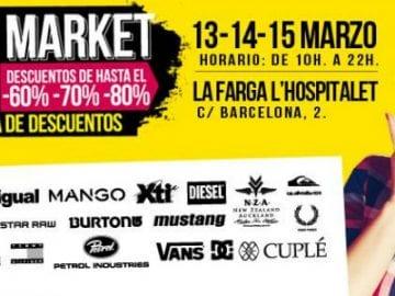 Out Market BCN en La Farga Hospitalet outlet Marzo 2015