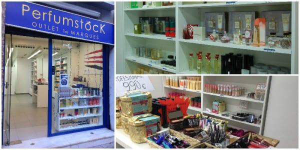 Perfumstock perfumería y cosmética descuento - Noticias Outlet en Barcelona 230