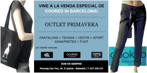 Cooked in Barcelona Sabadell - Noticias Outlet in Barcelona 237