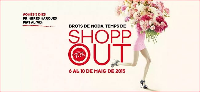 Especial Shopp Out Girona Mayo 2015