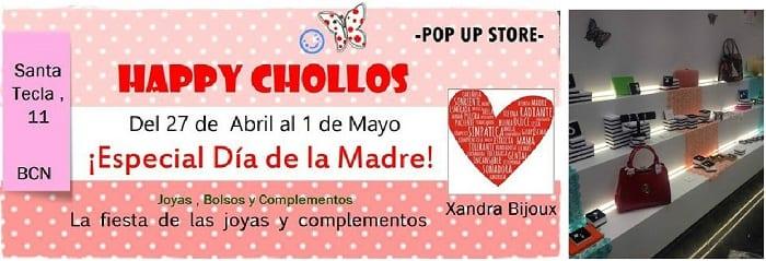 Happy Chollos Xandra Bijoux - Noticias Outlet en Barcelona