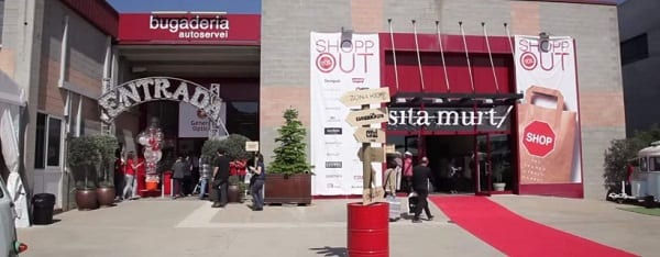 Shopp Out entrada evento - Mayo 2015 Girona