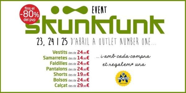 Skunkfunk Outlet Number One - Noticias Outlet en Barcelona 237