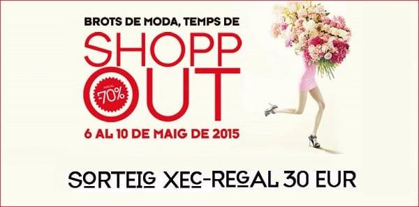 Sorteo - Especial ShoppOut Girona Mayo 2015