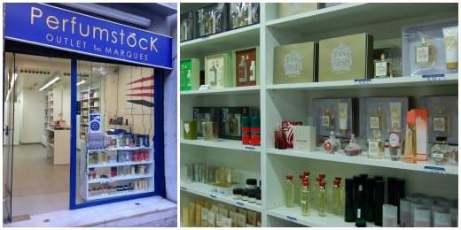 Fachada tienda - Especial Perfumstock