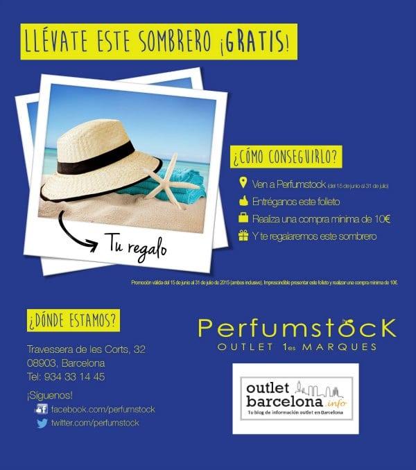 Promoción Perfumstock Verano 2015 - Especial