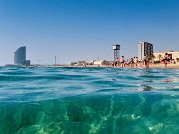 Especial Ocio Barcelona Agosto Verano 2015