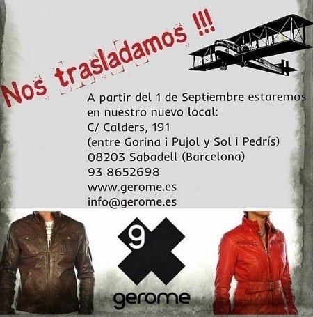 Gerome Outlet Sabadell - NOB 249